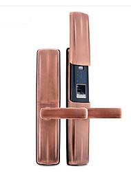 cheap -HOLISHI® Smart Lock Combination Lock Fingerprint Lock/Zinc Alloy lock / Smart Home Security System RFID / Fingerprint unlocking / Password unlocking Household / Home/ Office