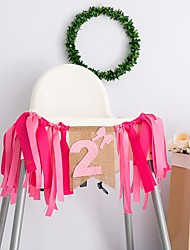 cheap -Party Tassel Polyester 1 Piece Birthday Party