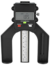 cheap -80mm Digital Gauge Magnetic Feet LCD Height Caliper for Woodworking Measuring