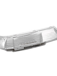 Недорогие -левое / правое зеркало заднего вида светодиодные указатели поворота сигнальная лампа янтарного цвета для vw touareg 2003-2007право