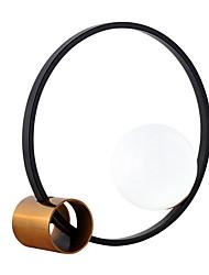abordables -simple Décorative Lampe de Table Pour Chambre à coucher / Magasins / Cafés Métal 220V