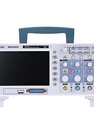 Недорогие -Hantek 200 МГц mso5202d цифровой осциллограф со смешанным сигналом 16 логических каналов +) + 2 аналоговых канала + внешний канал запуска