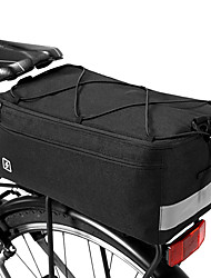 cheap -ROSWHEEL 8 L Bike Rack Bag Waterproof Rain Waterproof Wearable Bike Bag 600D Ripstop Bicycle Bag Cycle Bag Cycling Outdoor Exercise