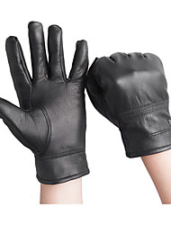 cheap -Full Finger Women's / Unisex Motorcycle Gloves Cowhide Touch Screen / Keep Warm / Non Slip