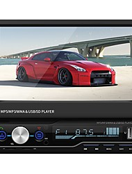 cheap -SWM T100G 7 inch 2 DIN Other OS Car MP5 Player / Car MP4 Player / Car MP3 Player Touch Screen / Micro USB / MP3 for universal RCA / VGA / MicroUSB Support MPEG / AVI / MPG MP3 / WMA / WAV JPEG / PNG