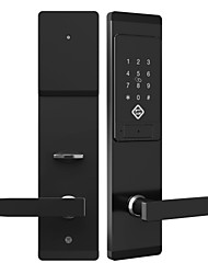 cheap -PINEWORLD Q201 Smart Door Lock/Zinc Alloy lock/Password lock/Fingerprint Lock Smart Home Security iOS/Android System Password unlocking / Mechanical key unlocking/Anti peeping password