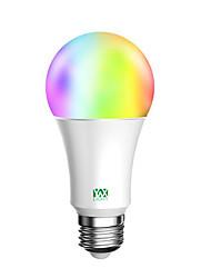 Недорогие -ywxlight®1pc 10w rgbw домашнее освещение беспроводной WiFi интеллектуальное приложение поддержка дистанционного управления alexa google home умная лампочка