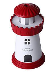 Недорогие -мини ночной свет маяк творческий usb ультразвуковой увлажнитель воздуха очиститель воздуха новинка подарки средиземноморские огни