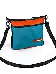 cheap -Naturehike 4 L Hiking Sling Backpack Portable Lightweight Rain Waterproof Ultra Light (UL) Outdoor Hiking Climbing Cycling / Bike Nylon Orange Green Blue