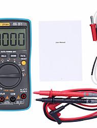 Недорогие -bside zt301 8000 отсчетов цифровой мультиметр lcd true rms автоматический диапазон мультиметр напряжение переменного / постоянного тока электрический тестер метр ручной