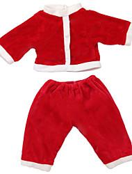 cheap -Doll accessories Reborn Doll Reborn Toddler Doll Baby Boy Cute Kids / Teen Cloth Kids Baby Unisex Toy Gift 3 pcs