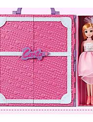 cheap -Reborn Doll Girl Doll Baby Girl 16 inch Silicone - Smart lifelike Kids / Teen Kid's Unisex Toy Gift