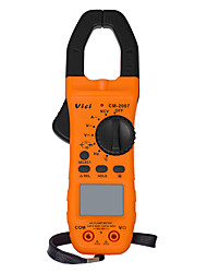 cheap -CM-2007 3 3/4 Digits Digital AC Clamp Meter Portable Multimeter Non-contact Voltage Tester