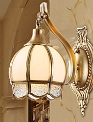 cheap -Creative Simple Wall Lamps & Sconces Indoor Metal Wall Light 220-240V 40 W