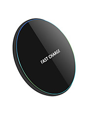 cheap -Wireless Charger USB Charger USB Wireless Charger / Qi 1 USB Port 1 A / 1.2 A DC 9V / DC 5V for iPhone X / iPhone 8 Plus / iPhone 8
