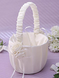 "cheap -Flower Basket Others 8 3/5"" (22 cm) Satin Flower 1 pcs"
