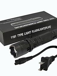 cheap -ZQ-X947 LED Flashlights / Torch 1501   1501 lm LED Emitters Manual Mode Lightweight Easy Carrying EU Plug AU Plug UK Plug US Plug Black
