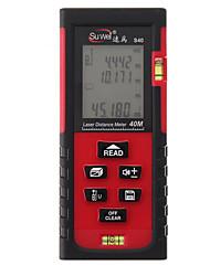 cheap -40m LCD Digital Laser Distance Meter Range Finder Diastimeter Construct  Measuring Tool
