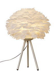cheap -Simple Decorative Table Lamp For Study Room / Office / Girls Room Metal 220V