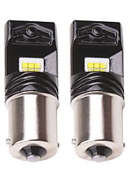 Недорогие -OTOLAMPARA 2pcs T20 (7440,7443) / BA15S (1156) / P21W Автомобиль Лампы 35 W CSP1919 1860 lm 6 Светодиодная лампа Фары дневного света Назначение Audi Q5 / Q7 / A5 Все года