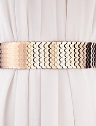 cheap -Knit / Metalic Dailywear / Causal Sash With Belt Women's Sashes