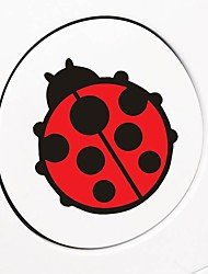 cheap -Red / Blushing Pink / Pool Car Stickers Cartoon / Cute / Humor Door Stickers / Hood Stickers / Car Tail Stickers Animal Stickers