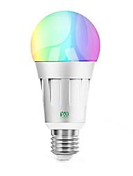 Недорогие -ywxlight®1pcs 7 Вт RGB домашнего освещения Wi-Fi смарт-лампочка приложение дистанционного управления смарт-лампочка светодиодный голосовой свет 85-265 В