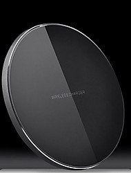 cheap -Wireless Charger USB Charger USB Wireless Charger / Qi 1 USB Port 1.2 A DC 9V for iPhone X / iPhone 8 Plus / iPhone 8