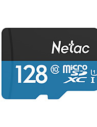 abordables -Netac 128GB carte mémoire UHS-I U1 / Class10 P500