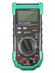 Недорогие -Цифровой мультиметр Mastech MS8261 3 1/2 AC постоянного тока V / сопротивление сопротивления транзистор тестер метр подсветка