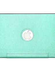 "cheap -MacBook Case Solid Colored / Business PU Leather for New MacBook Pro 15-inch / New MacBook Pro 13-inch / New MacBook Air 13"" 2018"