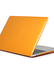 cheap -MacBook Case Solid Colored Plastic for MacBook 12''