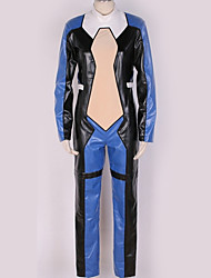 cheap -Inspired by Macross Frontier Cosplay Anime Cosplay Costumes Japanese Cosplay Suits Patchwork More Accessories / Costume For Men's / Women's