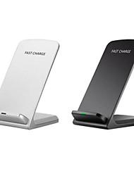 Недорогие -Беспроводное зарядное устройство Зарядное устройство USB Универсальный QC 3.0 Не поддерживается 5 A DC 9V для iPhone X / iPhone 8 Pluss / iPhone 8