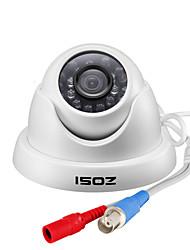 Недорогие -zosi® 1080p HD-TVI 2,0-мегапиксельная купольная камера для наружного видеонаблюдения Домашняя система безопасности 65-футовая камера ночного видения для систем видеонаблюдения HD-DVR 1080p
