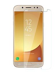 Недорогие -Samsung GalaxyScreen ProtectorJ5 (2017) Уровень защиты 9H Защитная пленка для экрана 1 ед. Закаленное стекло