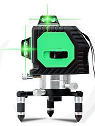 Недорогие -профессиональный автоматический 12-линейный зеленый лазерный измеритель уровня