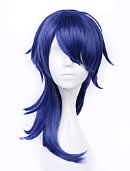 cheap -Cosplay Cosplay Cosplay Wigs All Blue Anime