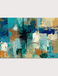 cheap -Print Stretched Canvas Prints - Abstract Modern Modern Art Prints