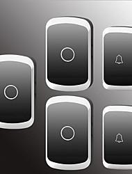 Недорогие -Factory OEM Беспроводное Два-три дверных звонка Музыка / Дзынь-дзынь Невизуальные дверной звонок