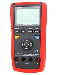 Недорогие -uni-t ut612 lcr цифровой измеритель индуктивность емкость сопротивления тестер частоты авто lcr смарт-проверки и измерения