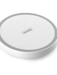 cheap -Wireless Charger USB Charger USB Wireless Charger / Qi 1 USB Port 1.5 A DC 9V for iPhone X / iPhone 8 Plus / iPhone 8