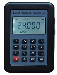 cheap -LB02 Signal Generator Resistance Current Voltmeter Source Process Calibrator 4-20mA/0-10V/mV LCD Display