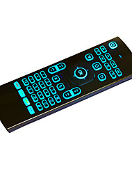 cheap -TKCMS617 Air Mouse / Keyboard / Remote Control Mini 2.4GHz Wireless Wireless Air Mouse / Keyboard / Remote Control For