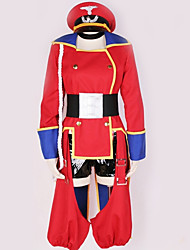 cheap -Inspired by Macross Frontier Cosplay Anime Cosplay Costumes Japanese Cosplay Suits Special Design Top Pants Bra For Men's Women's / More Accessories / Shorts / Cap / More Accessories / Shorts