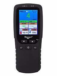 cheap -DM106 Air Quality Tester PM2.5,PM1.0 ,PM10 Convenient / Measure