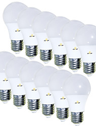 cheap -12pcs 5 W LED Globe Bulbs 450 lm E26 / E27 15 LED Beads SMD 2835 Creative Adorable 85-265 V