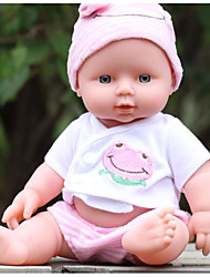 cheap -KIDDING Reborn Doll Girl Doll Baby Boy Baby Girl 24 inch Full Body Silicone Silicone Vinyl - lifelike Handmade Kids / Teen Adorable Kid's Toy Gift