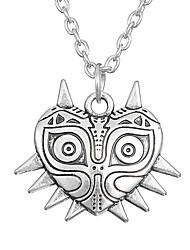cheap -Thor Pirate Viking Pendant Necklace Halloween New Year's Alloy For Christmas Halloween Masquerade Men's Women's Costume Jewelry Fashion Jewelry / 1 Necklace