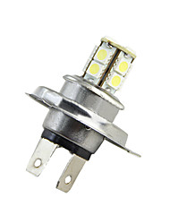cheap -H4 5050 13SMD Car White Yellow Red LED Fog Daytime Running Light Bulb